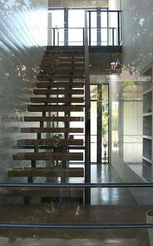 Hazayit Residence - Staircase 1