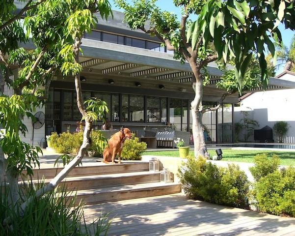 Hazayit Residence - Yard 1