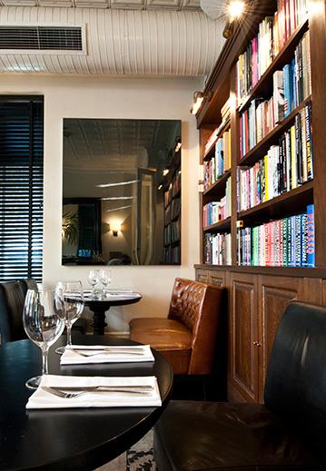 Hotel Montefiore - Dining area 2