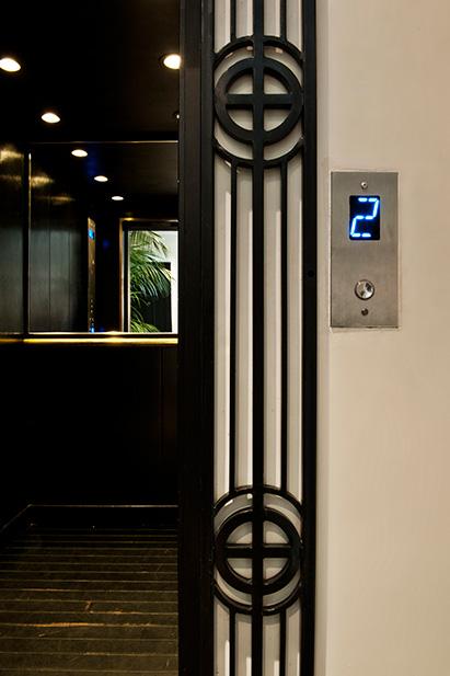 Hotel Montefiore - Elevator 1