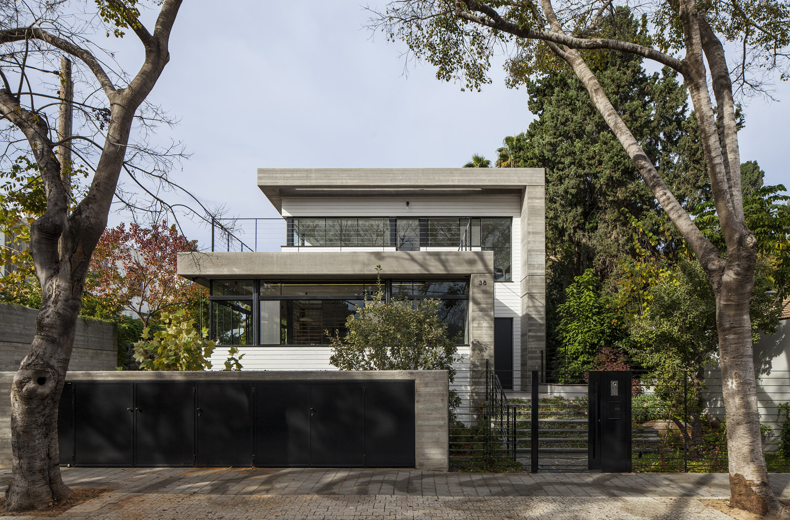 Zahala Residence II - House Front 2