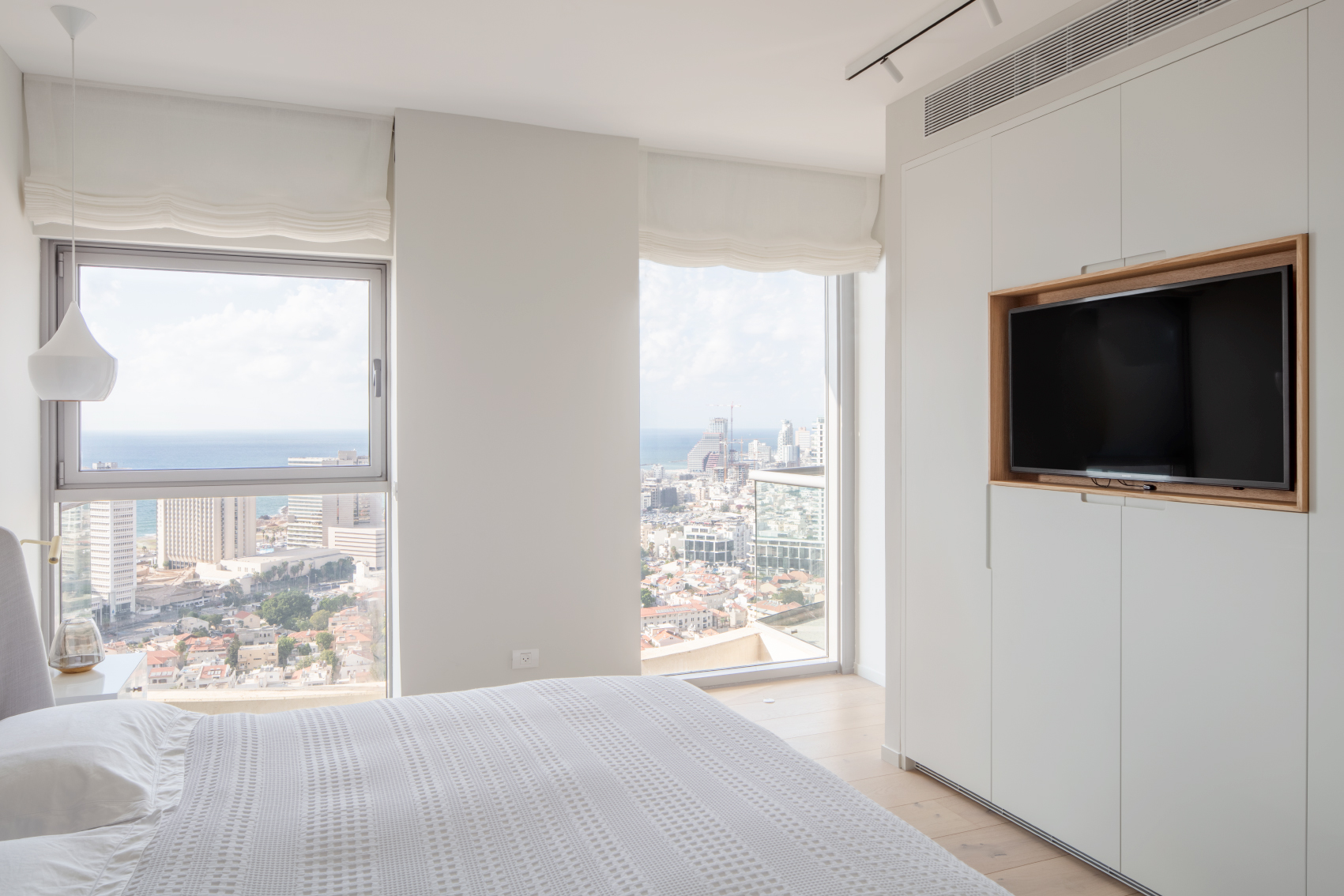 Neve Tzedek Tower - Bedroom 4