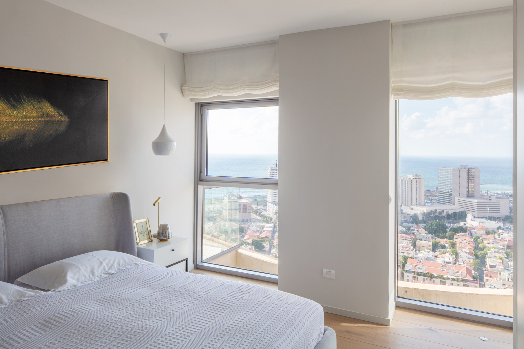 Neve Tzedek Tower - Bedroom 3