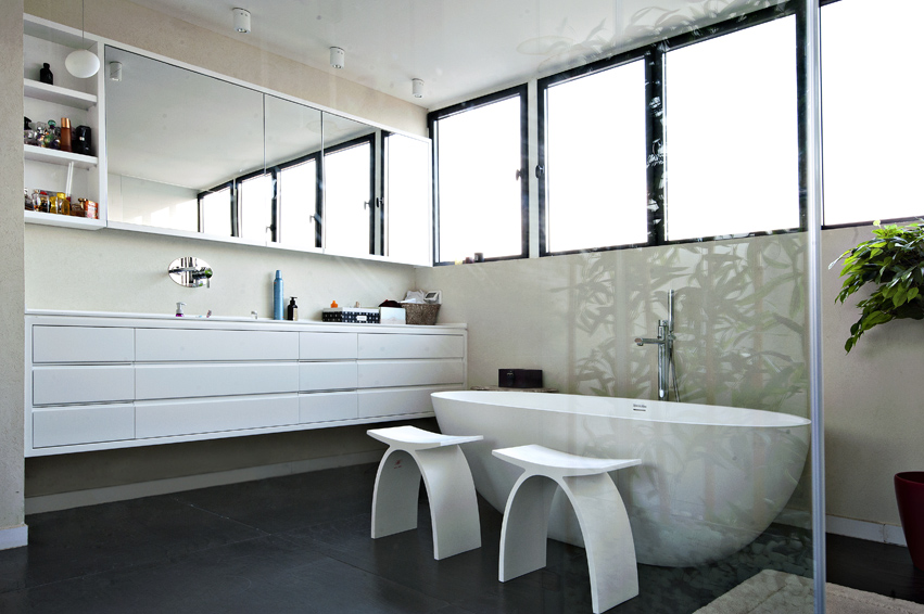 Ramat Aviv Penthouse - Bathroom 1