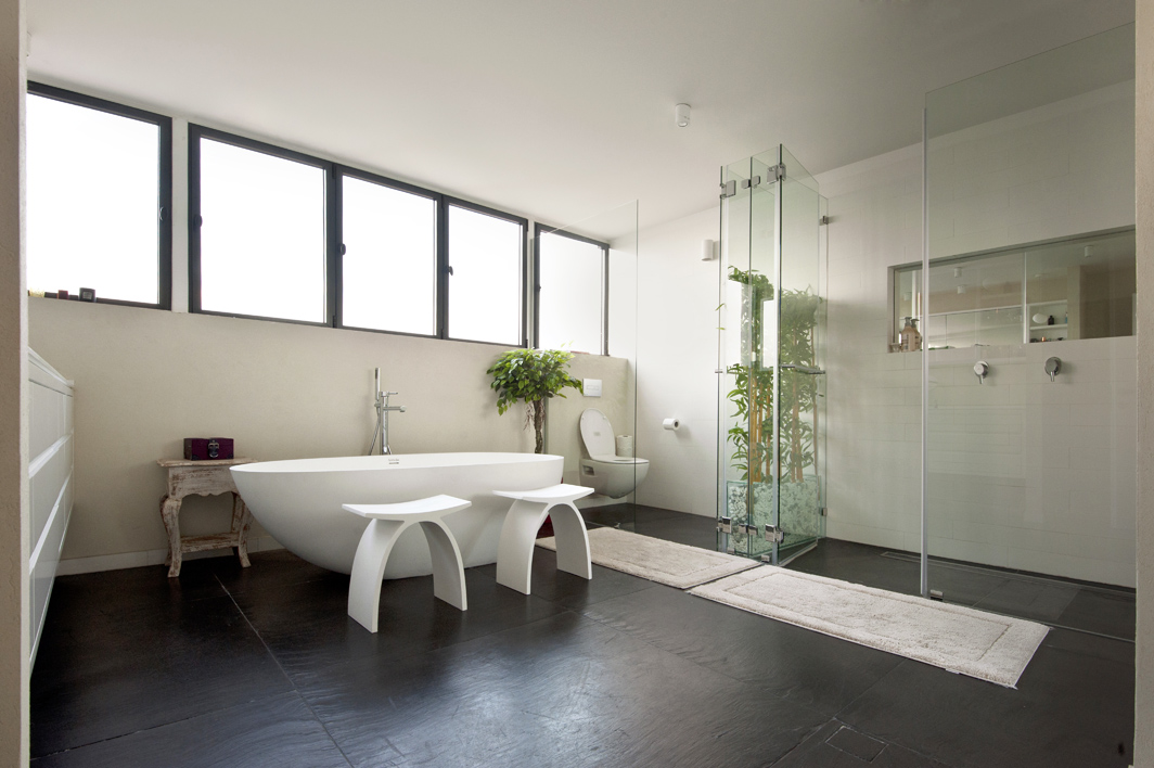 Ramat Aviv Penthouse - Bathroom 2