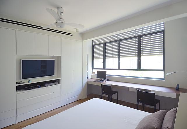 Modeliani Residence - Bedroom 1