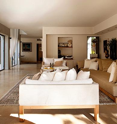 Zahala Residence - Living room 1