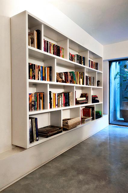 Zahala Residence - Library 1