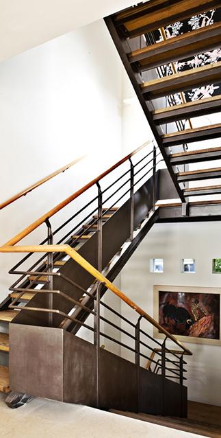 Zahala Residence - Staircase 1