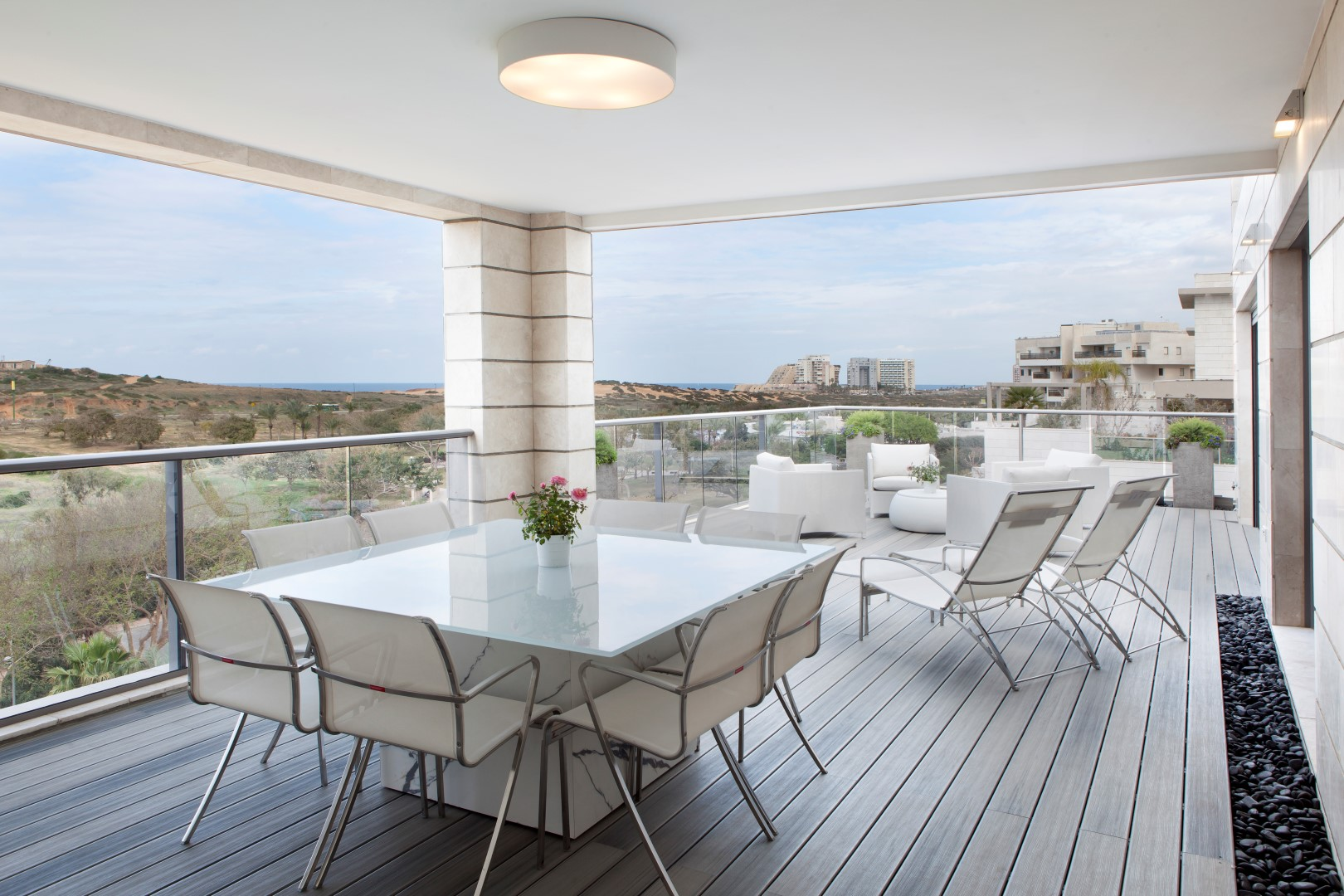 Azorei Chen Penthouse - Balcony 1