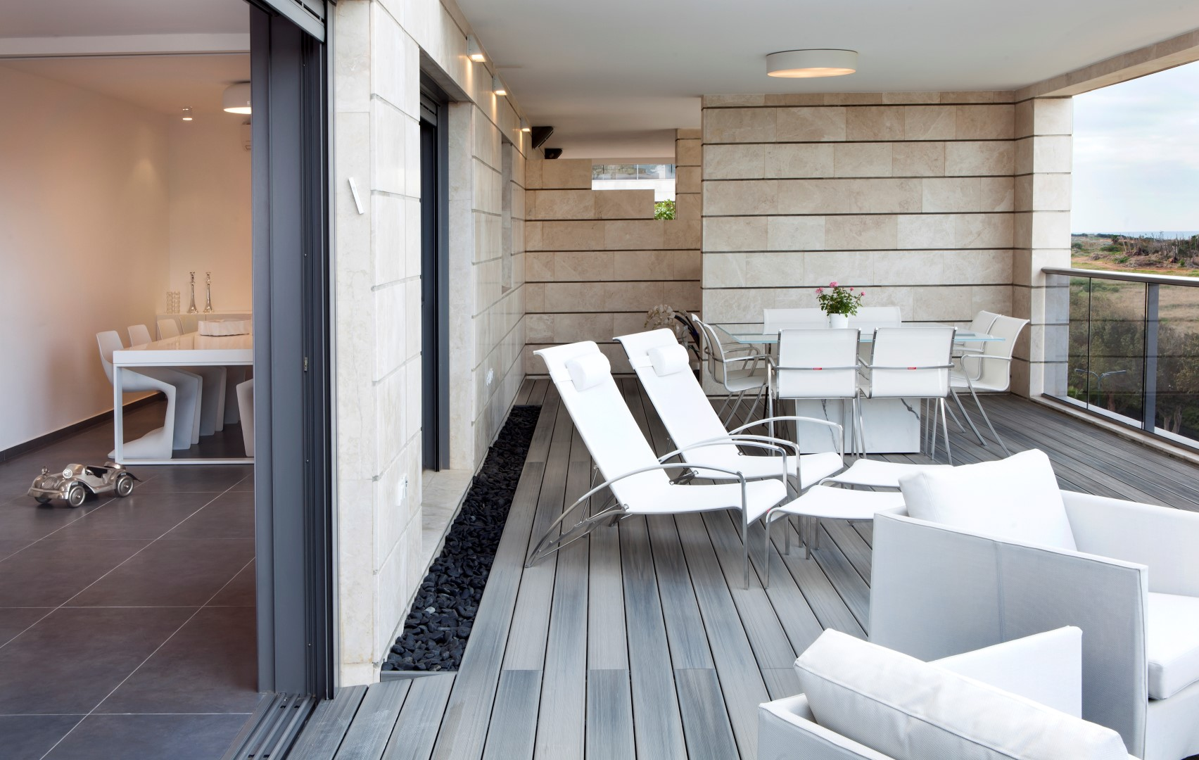 Azorei Chen Penthouse - Balcony 2