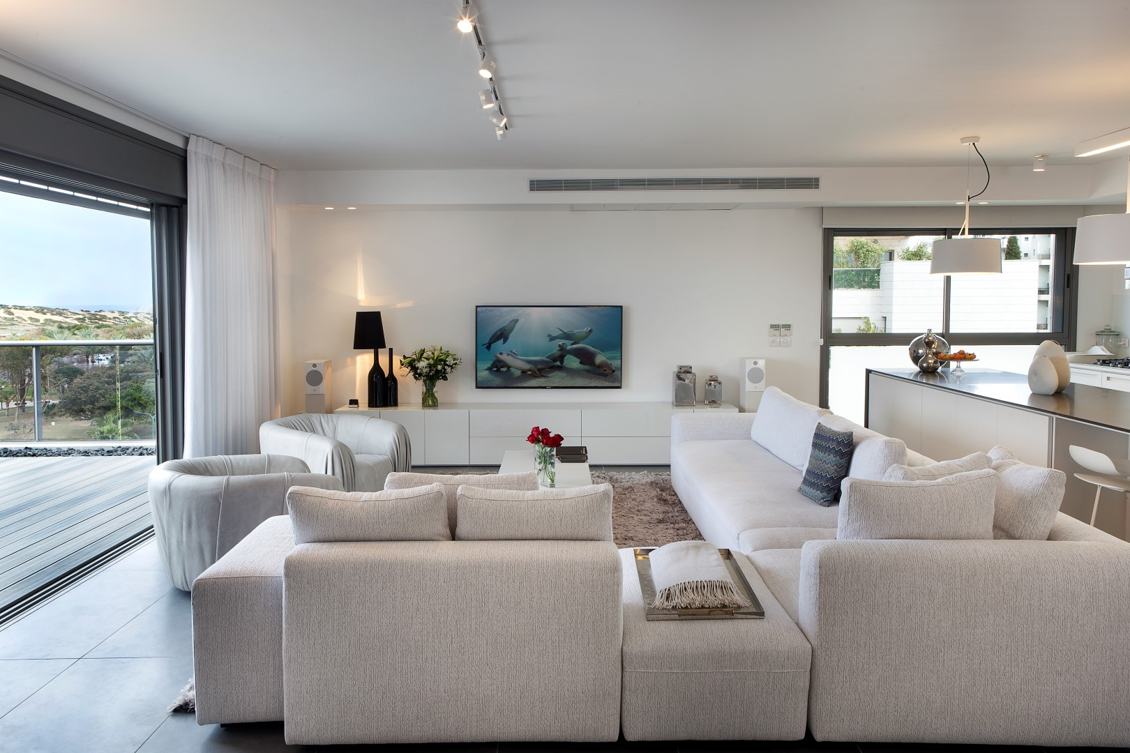 Azorei Chen Penthouse - Living room 3