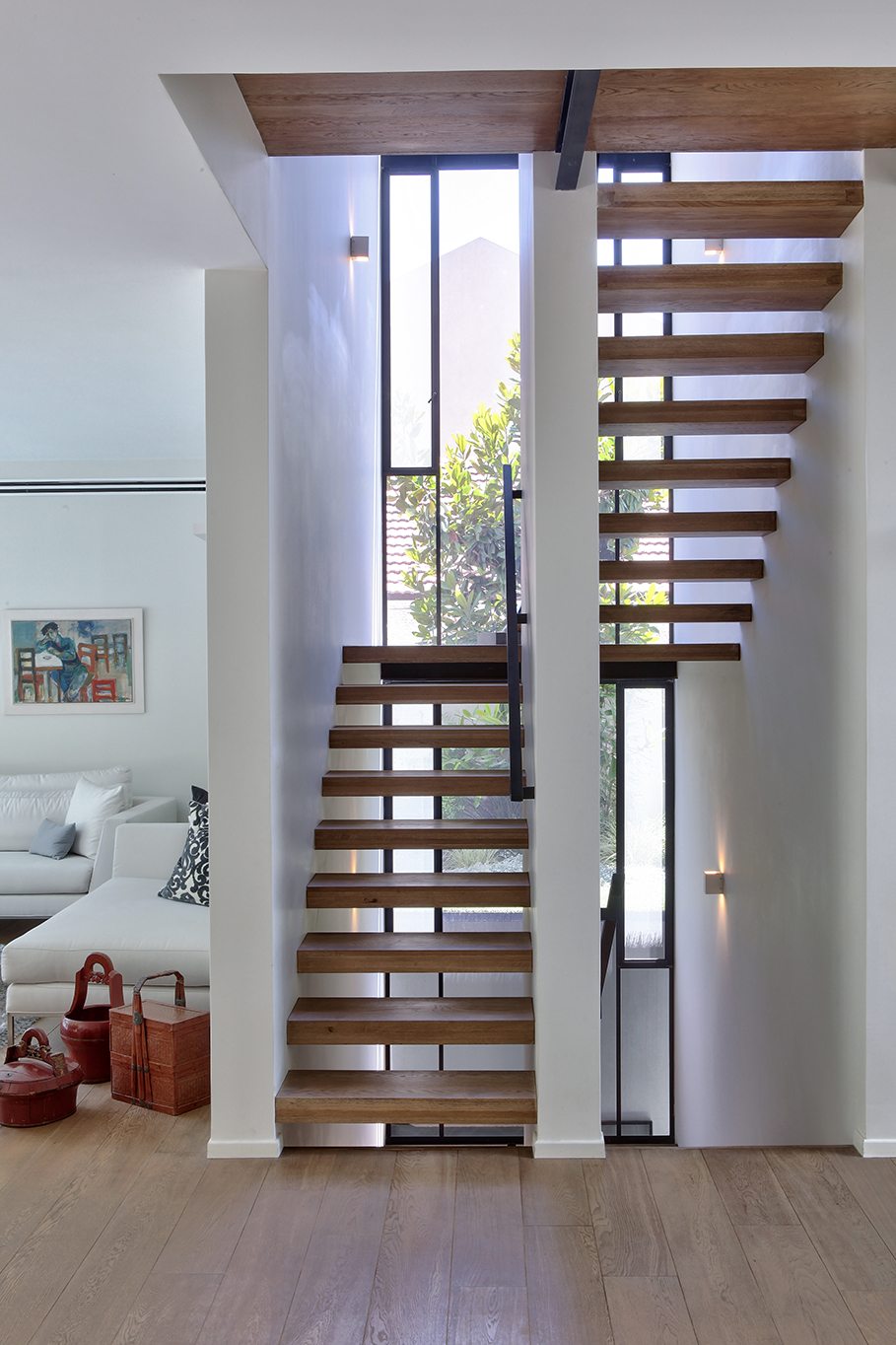 House in Ra'anana - Staircase 1