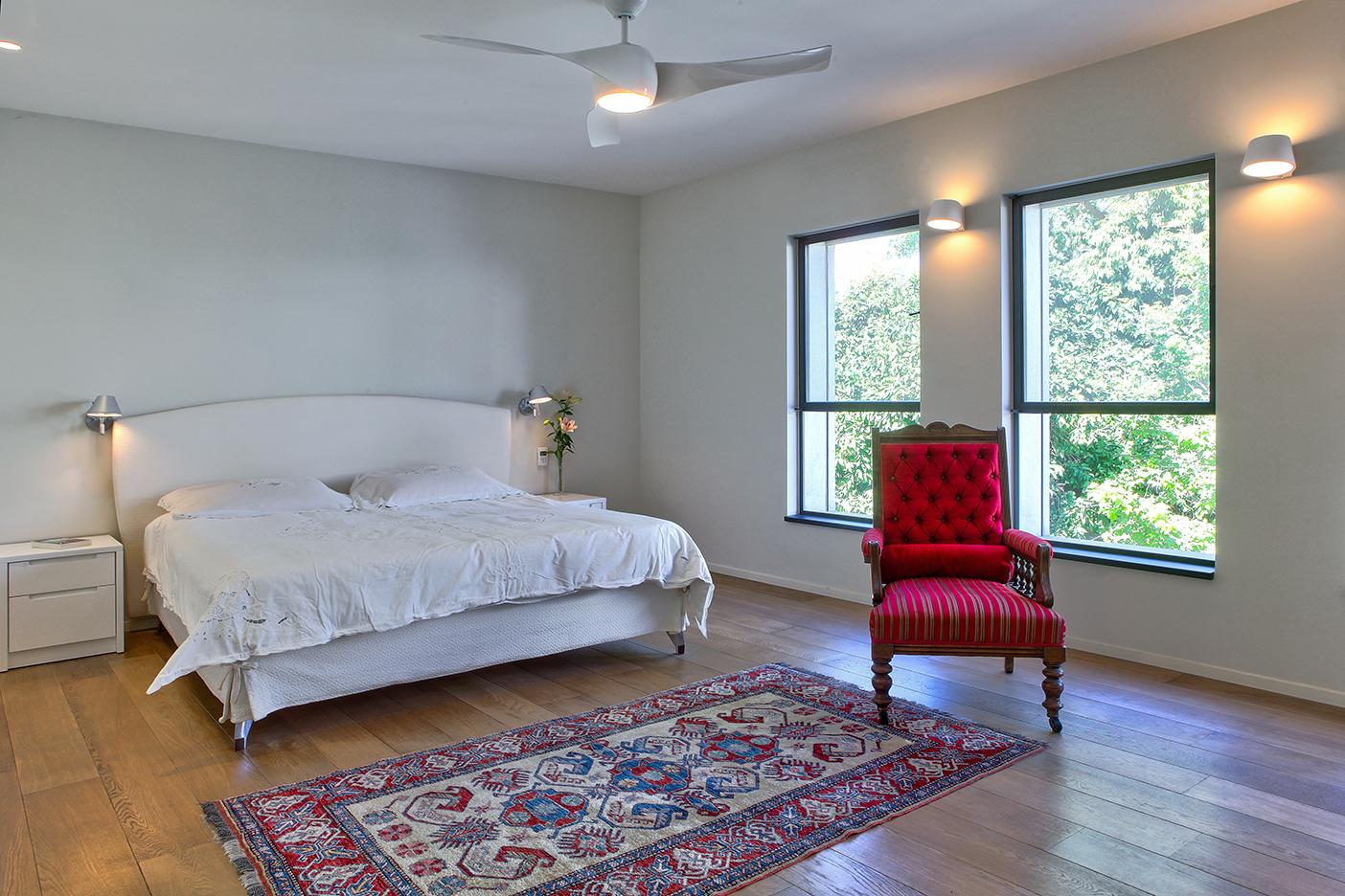 House in Ra'anana - Bedroom 1