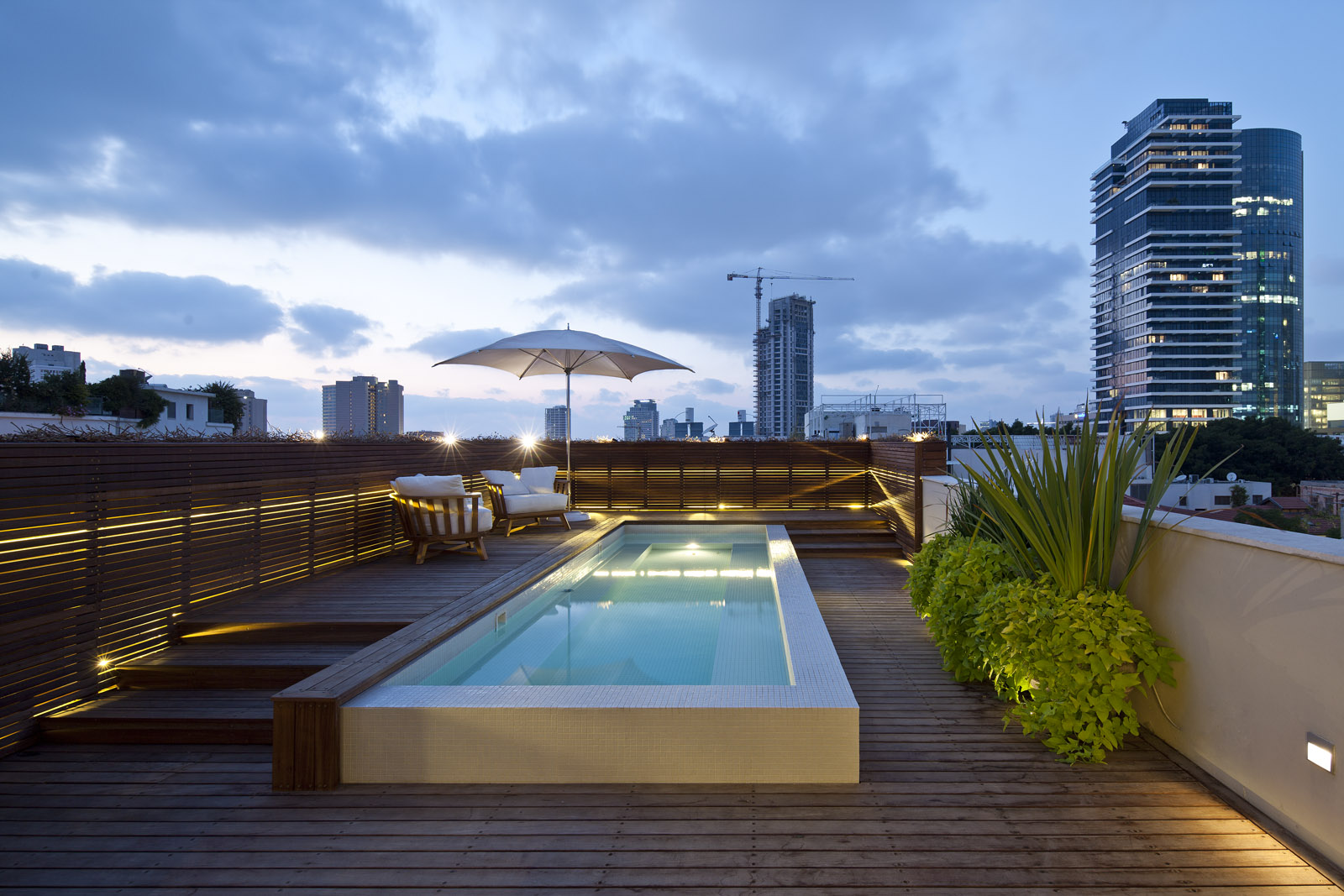 White City Residence - Pool 3