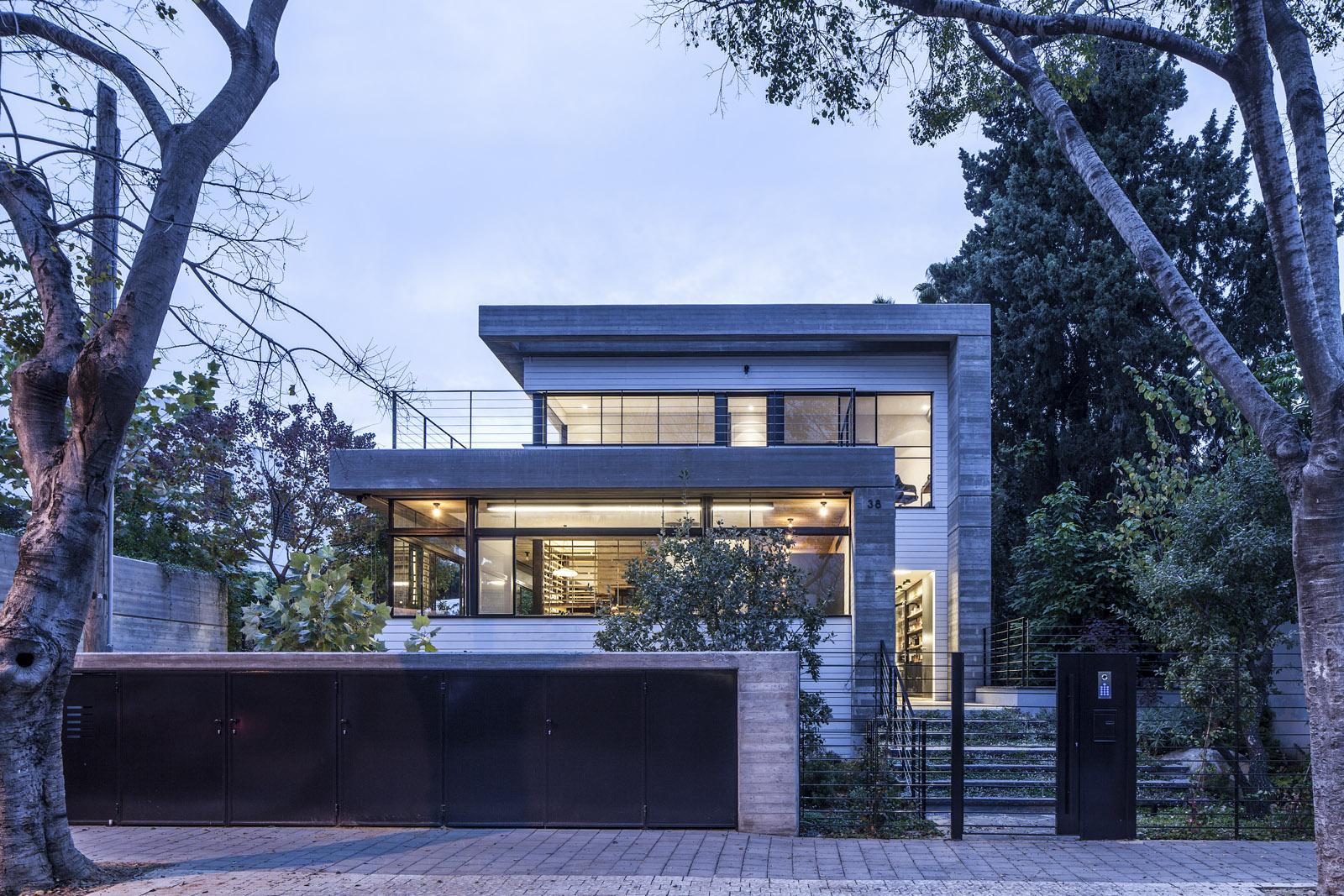 Zahala Residence II - House Front 1