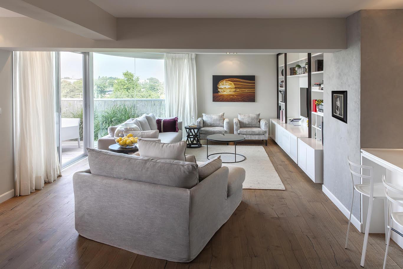 Zahala Residence III - Living room 3