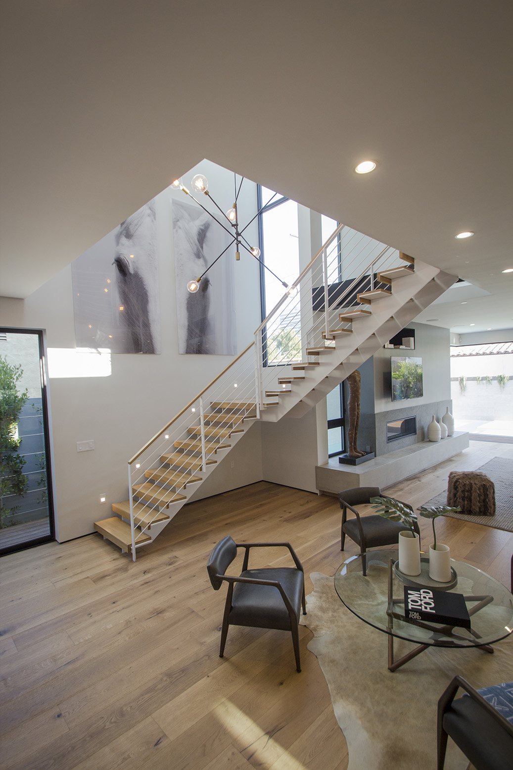 Maryland Drive House - Staircase 3