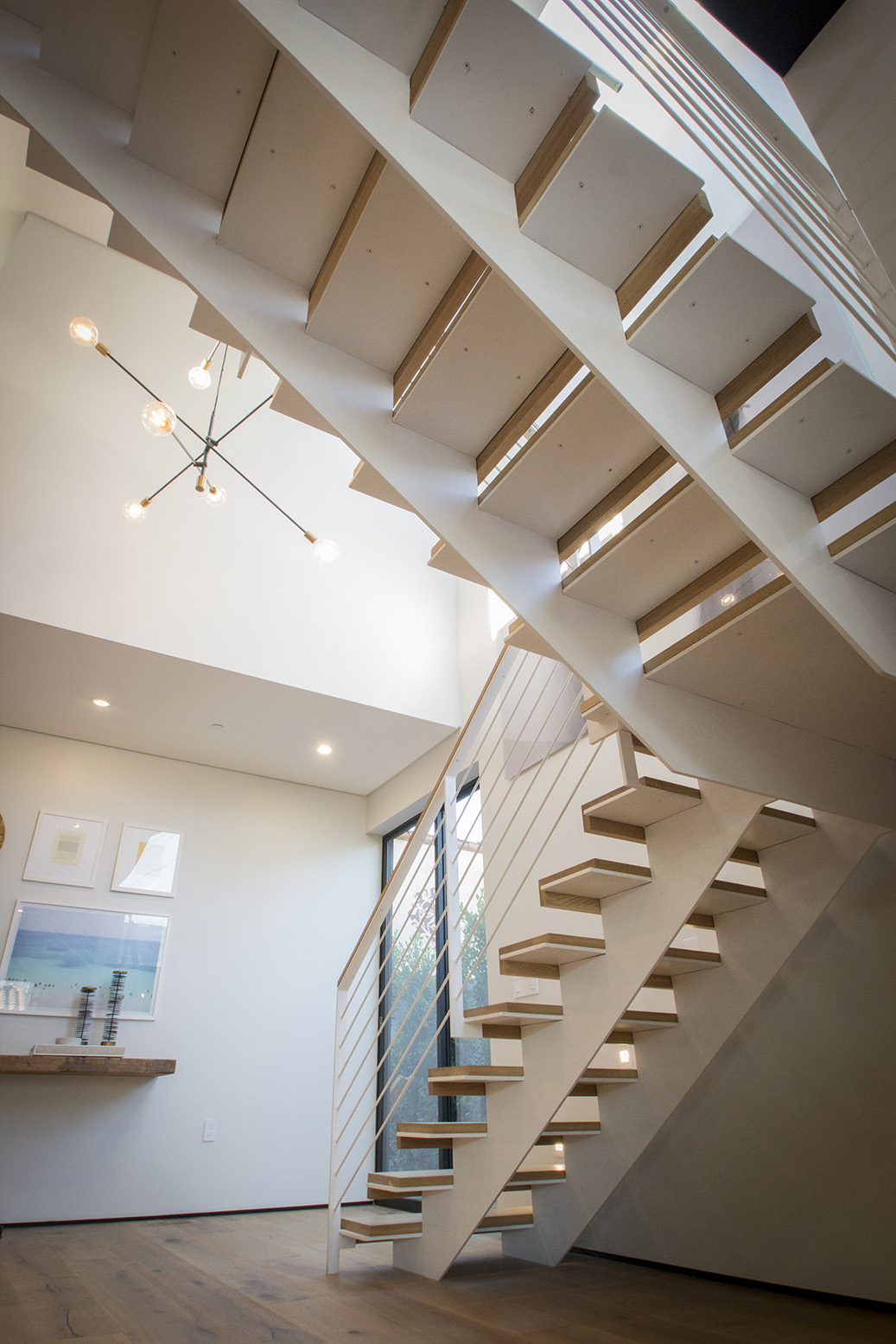 Maryland Drive House - Staircase 2