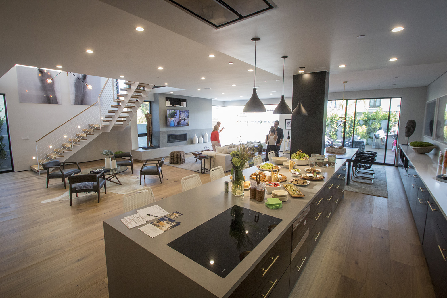Maryland Drive House - Kitchen 2