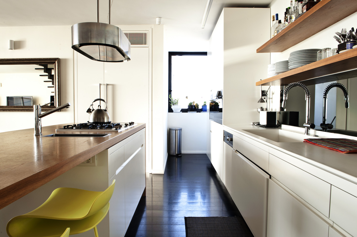 Ramat Aviv Penthouse - Kitchen 1